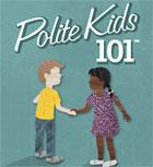 Polite Kids 101 Cover