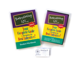 Babysitting 101 Individual Kit