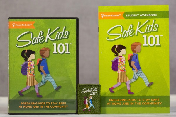Safe Kids 101 - The best Safety Training for kids made easy. From Smart Kids 101.