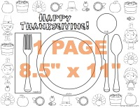picture about Table Manners for Kids Printable called What Every single Youngster Desires in direction of Understand around Thanksgiving Working day Desk