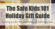 A gift guide for kids that encourages safety // great ideas to pair with a bike for Christmas from http://smartkids101.com