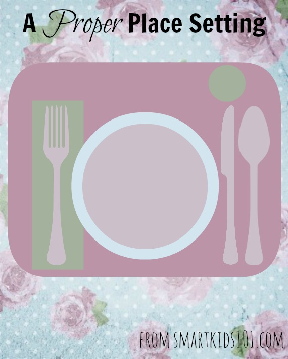 proper place setting  sc 1 st  Smart Kids 101 & Did Downton Abbey Get This Wrong? Find out here! | Smart Kids 101