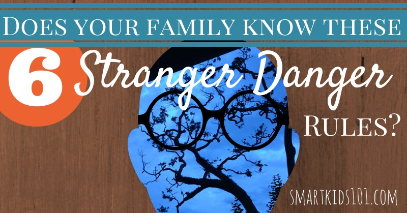To help your children stay safe outdoors and in public, teach them these stranger danger tips from https://smartkids101.com