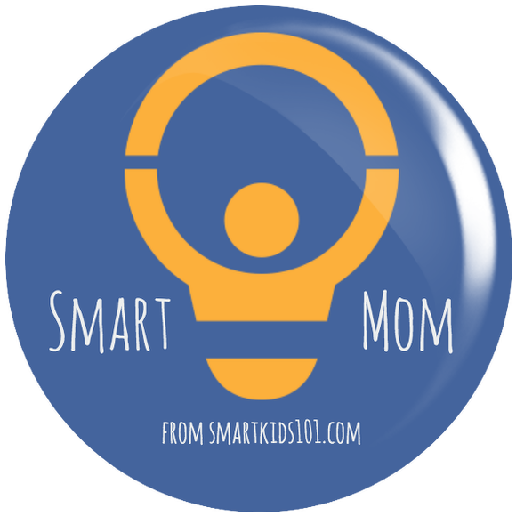 Earn your Smart Mom Mommy Merit Badge from http://smartkids101.com