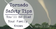 Really practical Tornado Safety Tips You'll Be Glad Your Family Knows from http://smartkids101.com