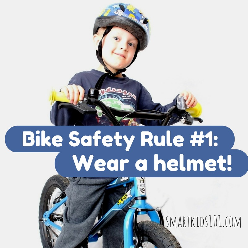 What Every kids Needs to Know About Bicycle Safety Smart ...