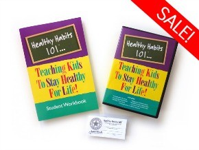 Healthy Habits 101 SALE!