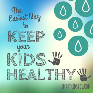 Keeping your kids healthy this cold and flu season is easier than you think with this one simple trick and a free video from Smart Kids 101!