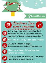 So there's the scoop on Christmas decorations and safety.