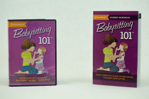 Babysitting 101 individual e-course training from Smart Kids 101