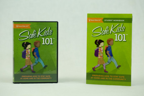 Safe Kids 101 individual e-course training from Smart Kids 101