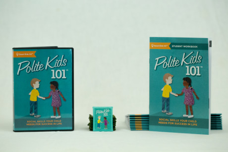 Polite Kids 101 Leader Materials from Smart Kids 101