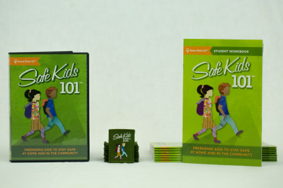 Safe Kids 101 Leader Materials from Smart Kids 101