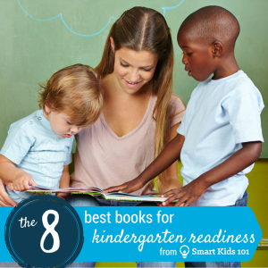8 Best Books for Kindergarten Readiness Smart Kids 101