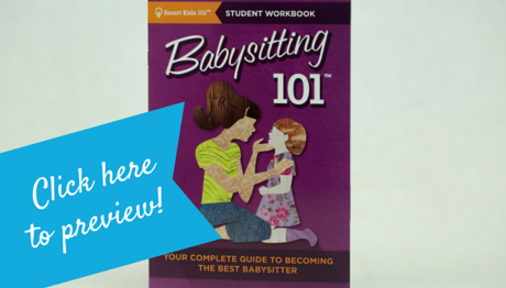 Babysitting 101 Student Workbook