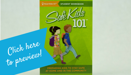 Safe Kids 101 Student Workbook