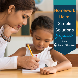 Homework Help: Simple Solutions for Parents