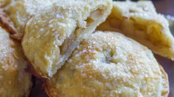 Try these apple hand pies from Lovely Little Kitchen and other fall activities!