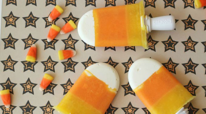 Make Candy Corn Popsicles from The Girl Inspired and other fall activities!