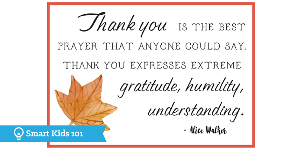 Free, Printable Thankful Quotes For Your Thanksgiving