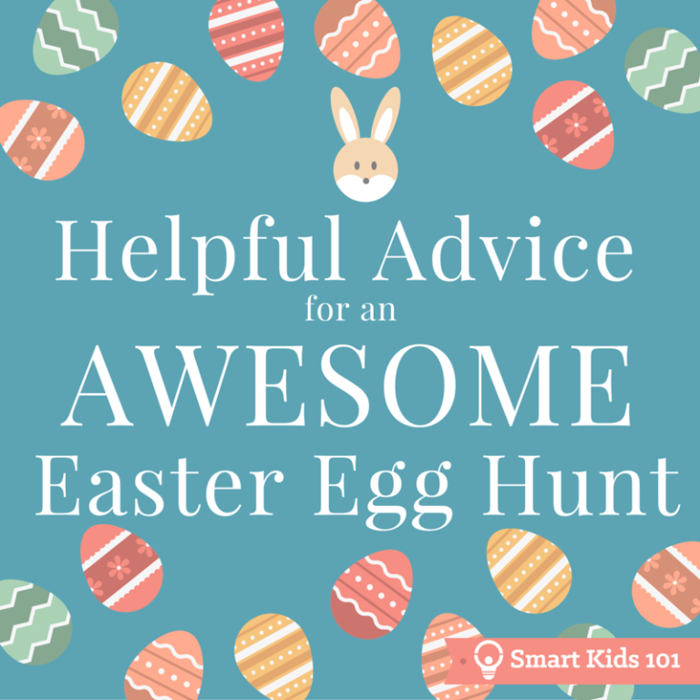 Helpful Advice for an Awesome Easter Egg Hunt